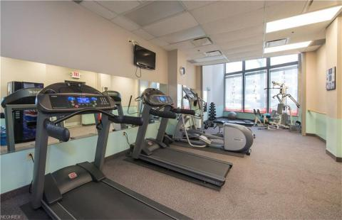 Common area Condo downtown cleveland oh workout fitness room American Book.jpg